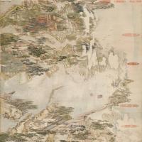 【超顶级】GH7280109古画山水风景徐扬姑苏繁华图镜片图片-362M-21047X4823_54493286
