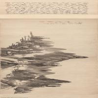 【印刷级】GH7271156古画雨中山色图卷-山水长卷图片-276M-25440X2137