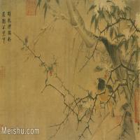 【印刷级】GH6080214古画花卉鲜花鸟小品图片-45M-5031X3192