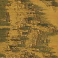 【超顶级】GH7280151古画山水风景清明镜片图片-362M-19092X4823_54495330