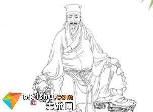 王蒙《爱厚帖》-古代书法绘画大神的后裔,当大师也遗传?
