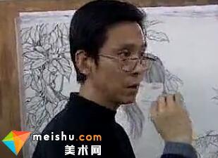 何家英:工笔人物画法
