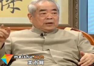 范曾、康宁追忆恩师李苦禅-说画(共2集)