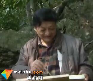 中国画家郭怡孮