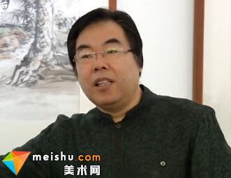 著名画家张京城专访-泰安电视台-星皓视频