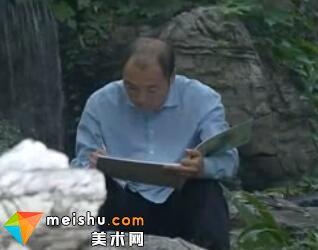 盧禹舜-《國韻堂》之中國畫家