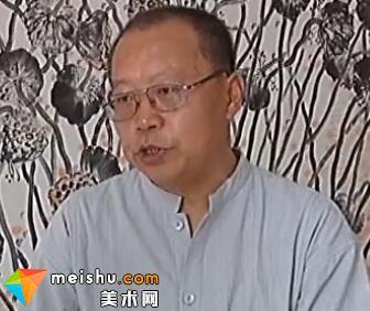 专访著名画家时振华-《文化潍坊》
