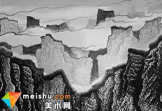 贾又福作品欣赏-国画百强榜