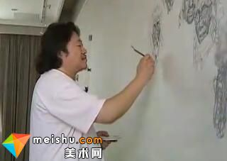 名家风采之纪连彬-中国国家画院