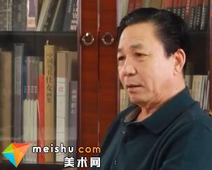 专访著名画家王经春-画说收藏