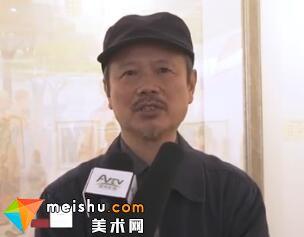 田黎明谈中国画都画廊周及其参展作品创作理念
