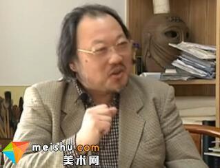 著名画家卢东-泰山学院美术系教授卢东专访