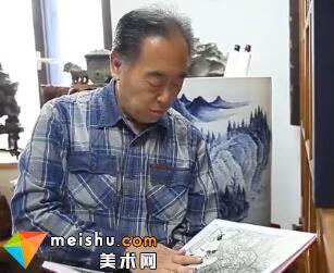 曾先国-诗画声名家专访