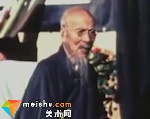 齐白石晚年喜得娇妻,为感谢媒人随手送了幅画,如今价值十亿