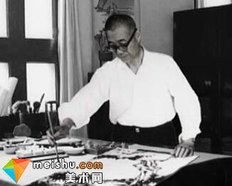 潘天寿中国画
