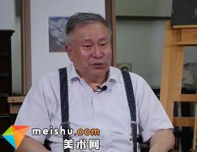 李庚-讲好中国画的世界语,重修美术史乃当务之急
