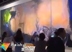 赵无极油画领衔香港苏富比秋拍 估价超3.5亿港元