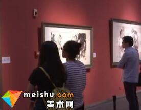 杜滋龄中国画作品展开展-早安山东