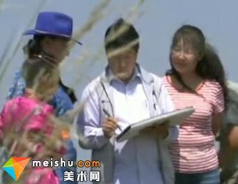 刘大为-马背上的画家