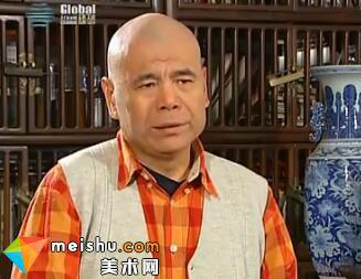 著名画家马海方《画中话》访谈