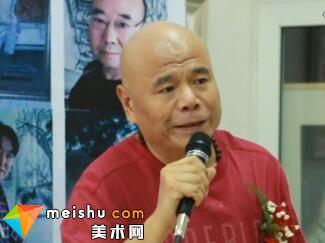 马海方对怡雅轩北京风情画展的点评