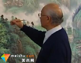 苗重安-CCTV老故事频道《传承与开拓》