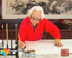 吴山明-CCTV老故事频道《传承与开拓》(共三集)