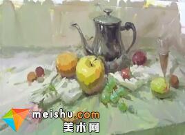 中国美术联考色彩教学-美术高考教学视频