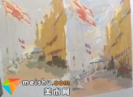风景画之建筑讲解(共五集)-美术高考教程