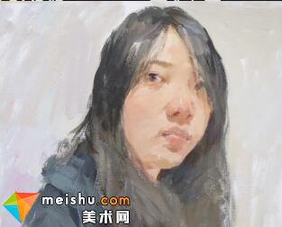 李于建色彩头像教学-美术高考视频教学