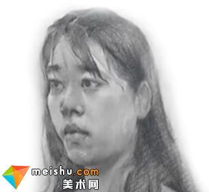 「美术高考」素描头像教学1-杭州凝结画室