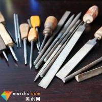 雕塑的基本工具与基本材料