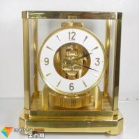 富有传奇色彩的---积家空气钟(古董鉴赏)