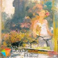 適度張揚 當代油畫的廣州狀態圖