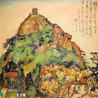 中国意象油画家简评--刘海粟(图)