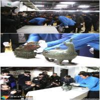 山西博物院镇院之宝:青铜器鸟尊赏析