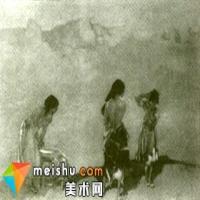 中國水彩畫圖史——西方300年與中國60年的對照[圖]