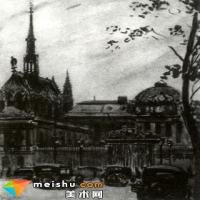中国水彩画图史——苏联画家对中国水彩艺术的影响[图]