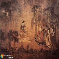 演义历史的长河——中国山水